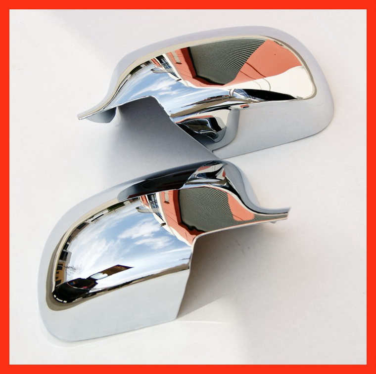 00-06 Chevy Tahoe Suburban  Chrome Mirror Full Covers