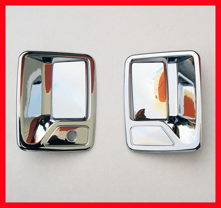 10-11 Ford F250 F350 Chrome Door Handle Covers Truck SD