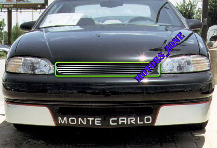 95 96 97 98 99 CHEVY MONTE CARLO BILLET GRILL GRILLE