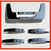 VioCH 10-04 NISSAN TITAN CHROME  HANDLE TAILGATE COVERS